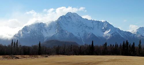 Pioneer peak April 2015