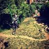 Teleférico com uma bicicleta #bicicleta #cycle #bike #teleferico #serranegra #saopaulo