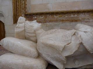 Sepulcro del infante Don Juan Manuel en el convento de San Pablo (Peñafiel)