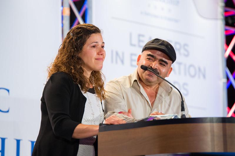 Patricia y Juan Garcia #LEA2015