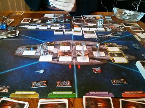 006 Battlestar Galactica - TableTopDay
