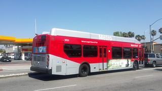 LACMTA Metro Rapid NFI XN40 #5920