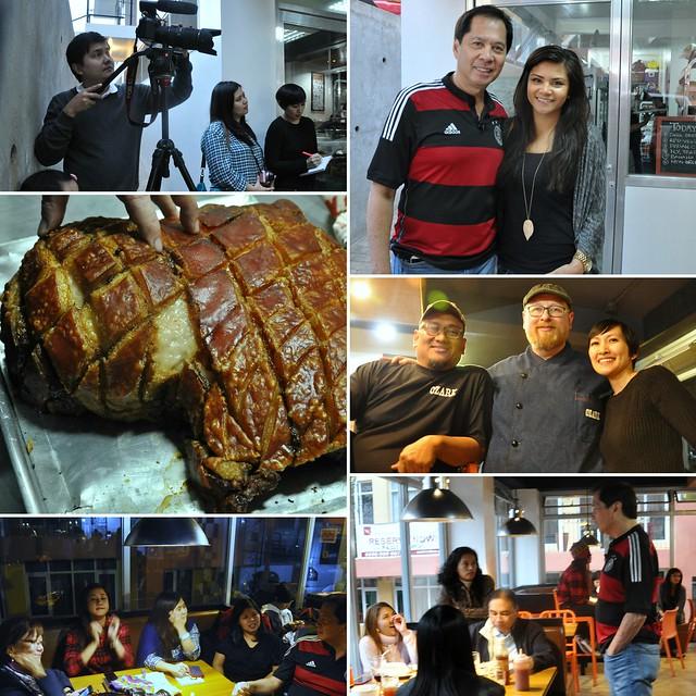 FoodPrints Ozark Diner BTS