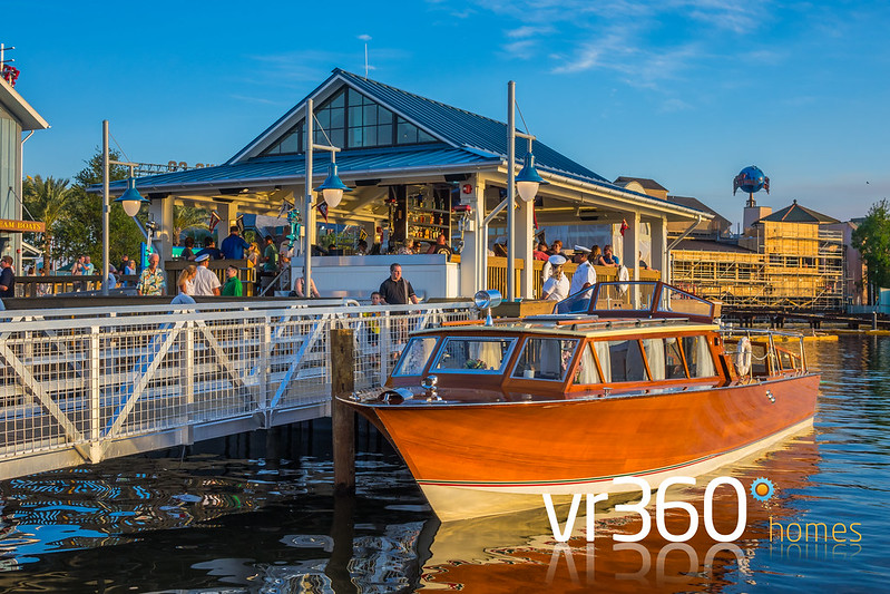 The Boathouse at Downtown Disney / Disney Springs in Orlando