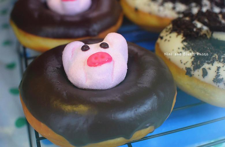 彰化員林JUICY DONUT創意造型甜甜圈10
