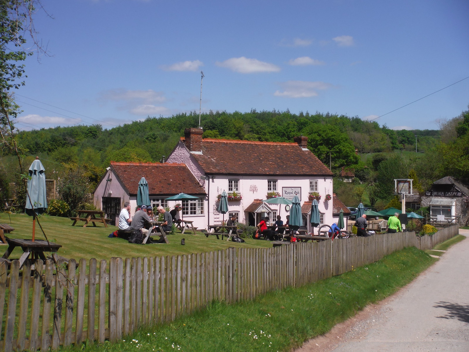 The Royal Oak, Hooksway SWC Walk Rowlands Castle Circular