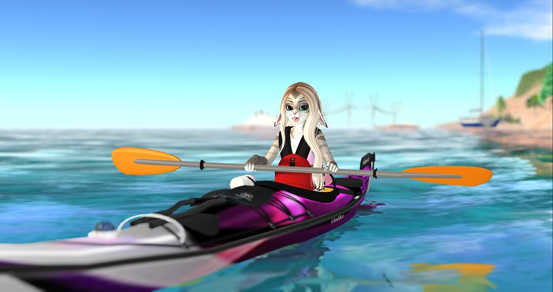 Kayaking...SO MUCH FUN!