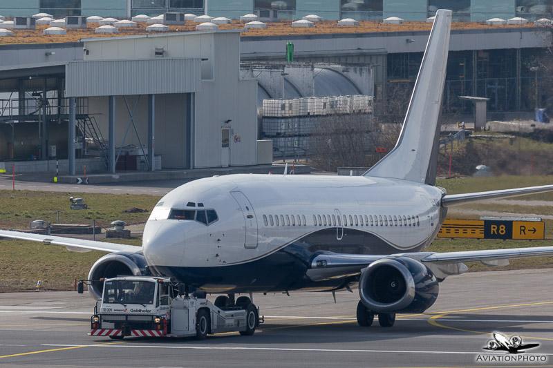 9H-AHA / Air X Charter / Boeing 737-505