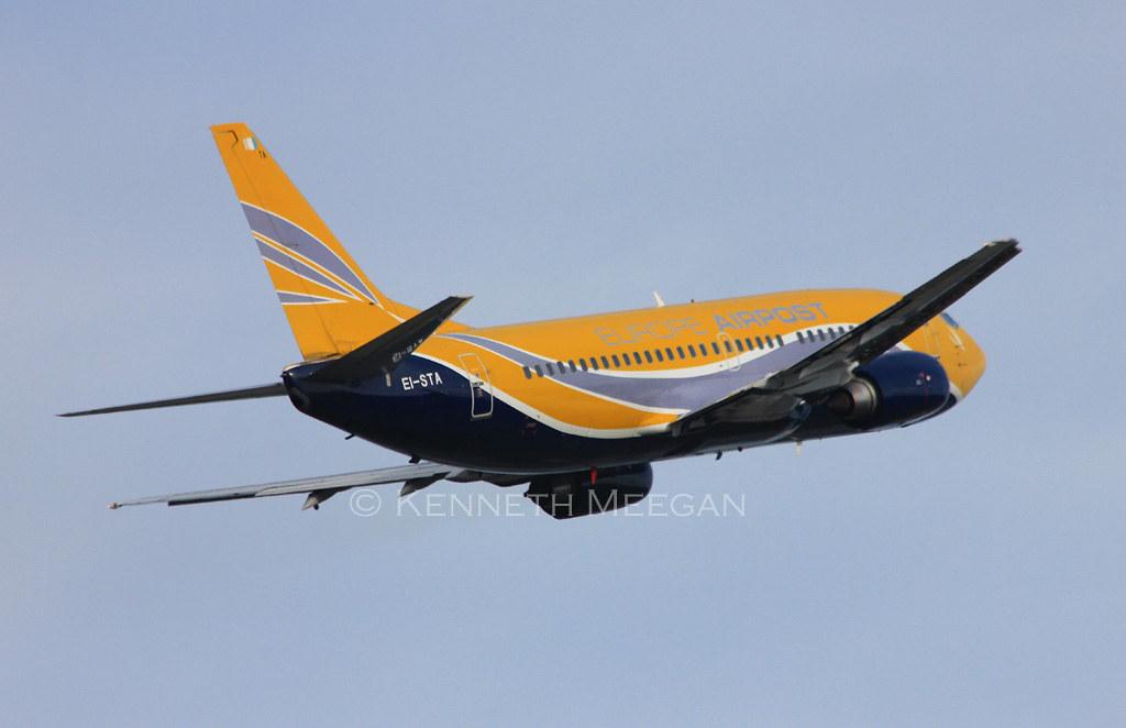 EI-STA - B733 - ASL Airlines Ireland