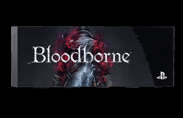 PS4 Bloodborne Faceplate