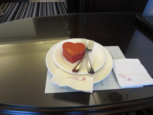 推薦住宿優惠,台南商務會館冬春旅展方案-小資也可豪華出遊_GODIVA特級情人節巧克力1