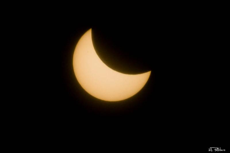 Eclipse desde SMDP - 3