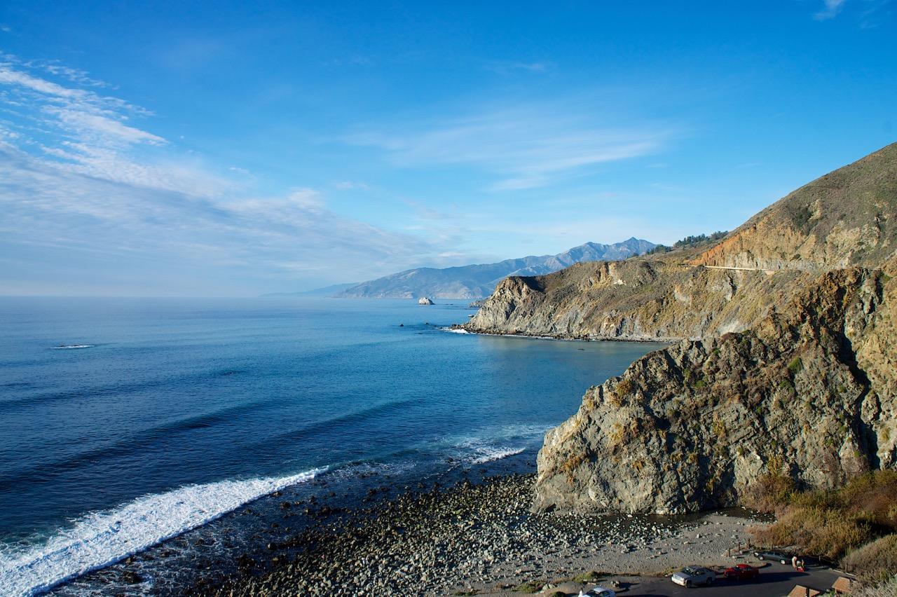 Америка. Калифорния. Дорога N 1 - 21 из 23