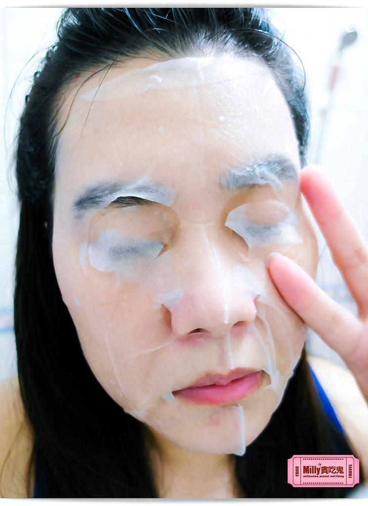 梅西美妝植萃水漾舒護面膜10004