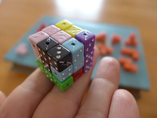 PAP do cubo soma