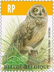 07bis Oiseau RP timbre