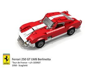 Ferrari 250 GT LWB Berlinetta 'Tour de France' (Scaglietti - 1958)