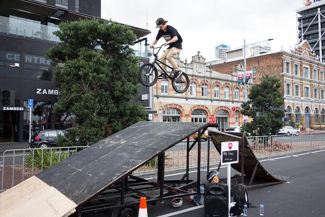 Open Streets BMX