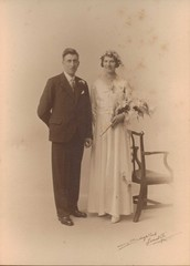 Wedding Couple by Boughtons of Lowestoft Suffolk