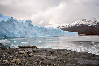 Probably the most beautiful place that I have ever been to: The Perito Moreno Glacier