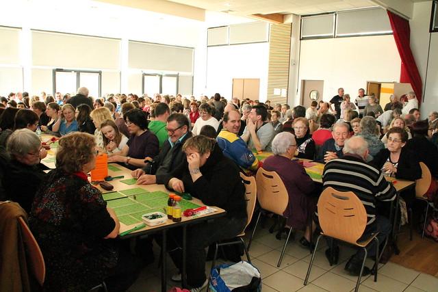 Le loto du 1er mars de Saint-Eloi-de-Fourques, organisé par le club ses sans souci