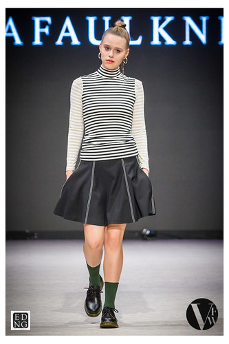 Eliza Faulkner @ Vancouver Fashion Week F/W15 by Ed Ng Photography