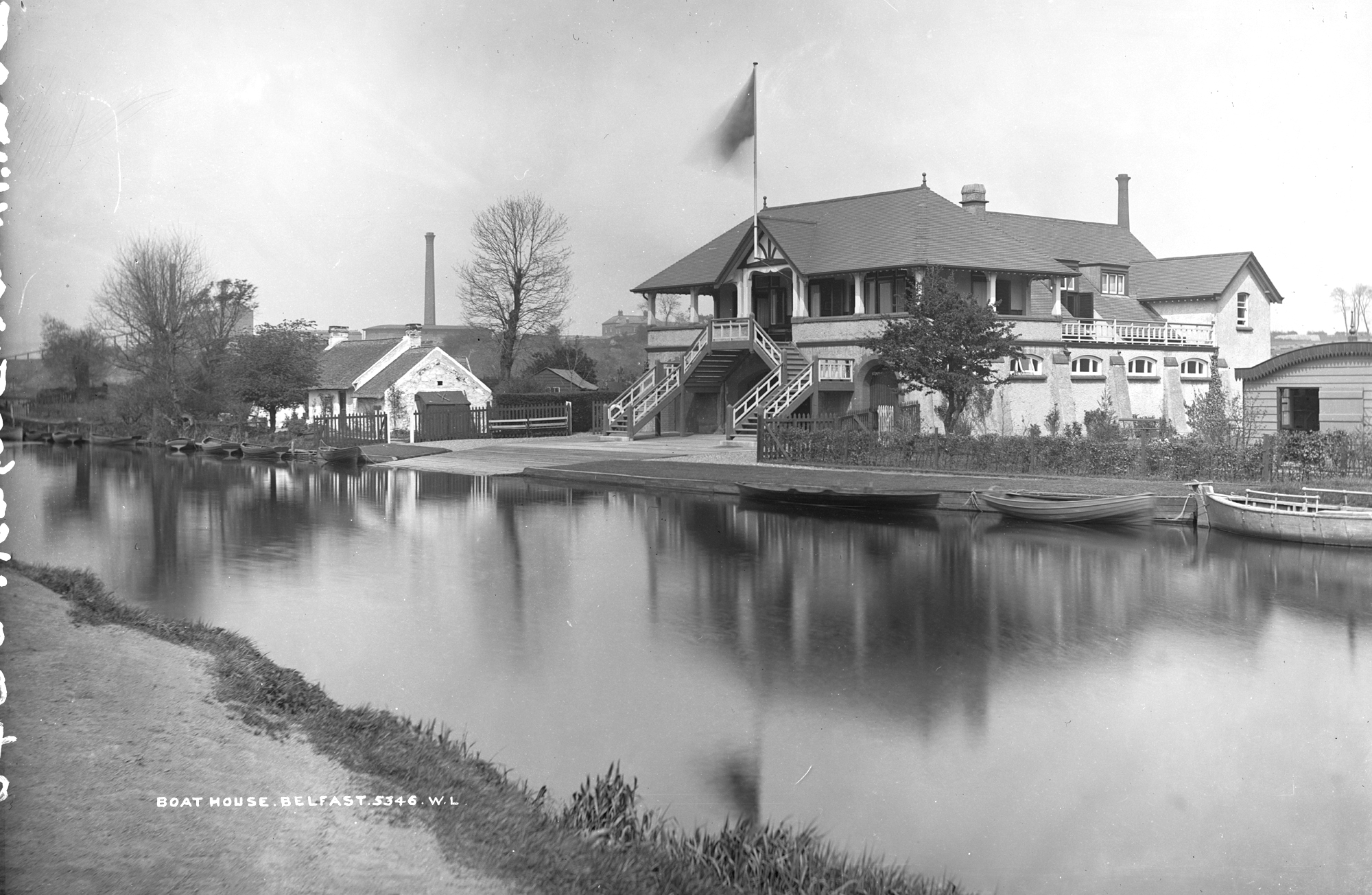 Boat House, Belfast, Co. Antrim