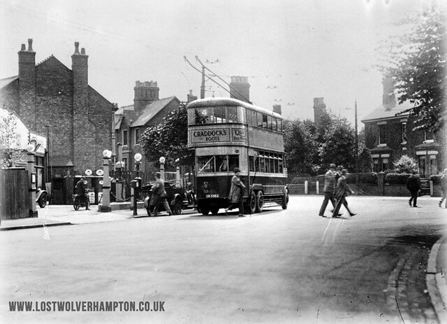 Craddocks Bus
