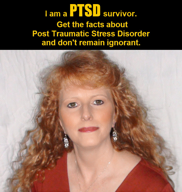masked redhead Wearing A Mask In The Midst Of PTSD Ignorance 6