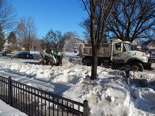 Broadway Snow Removal