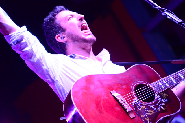 frank turner @ greene street club