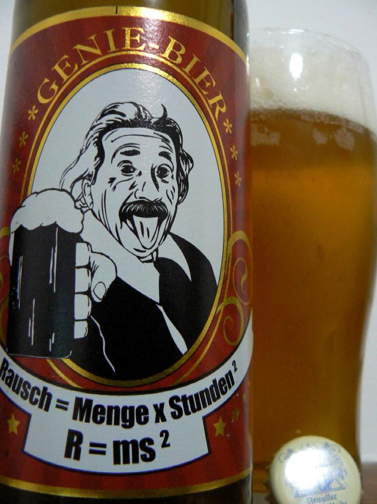 Genie-Bier