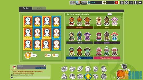 FreeStyle 2 - Sistema de juguetes