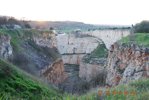 cava di Monte Sannace