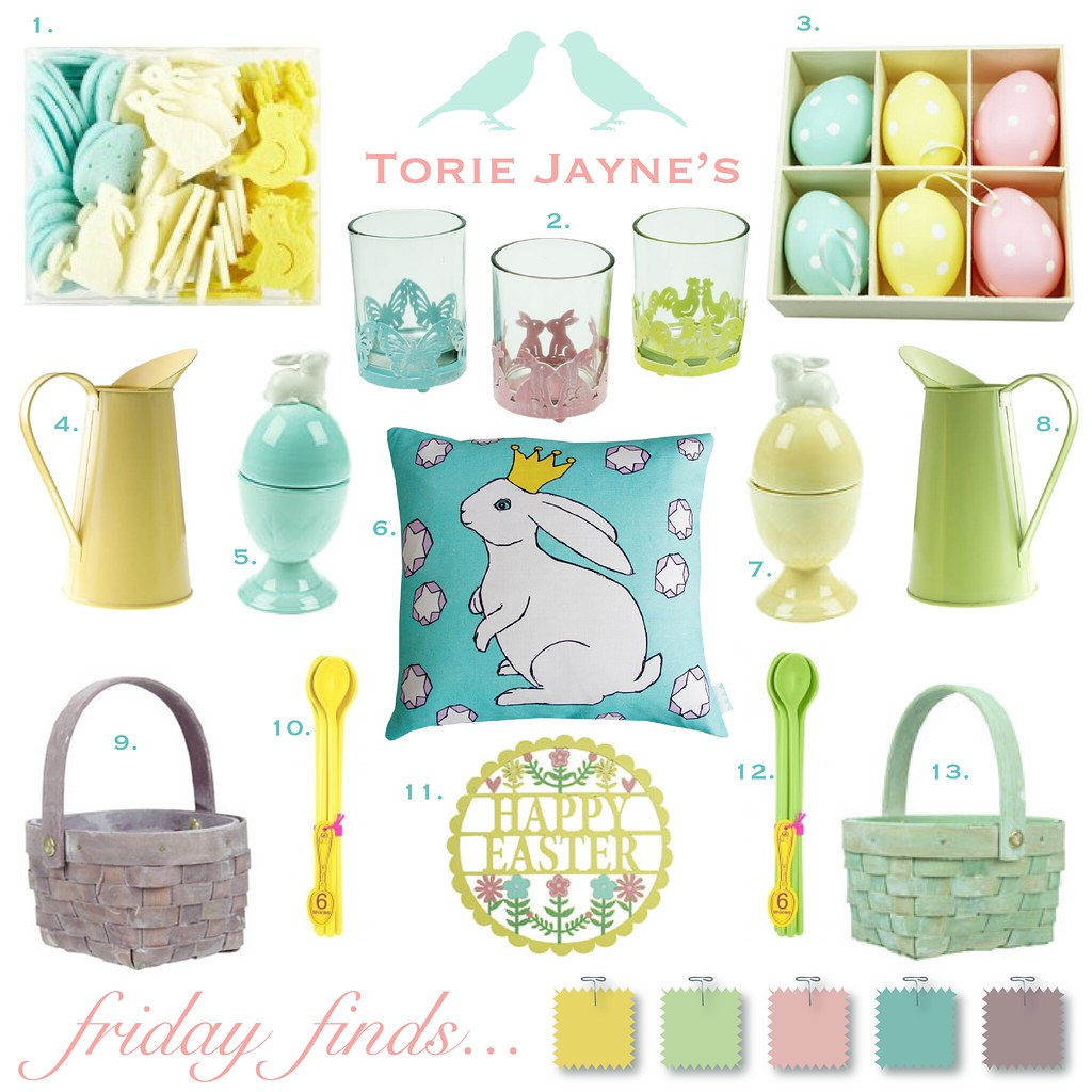 Friday finds... Easter decor