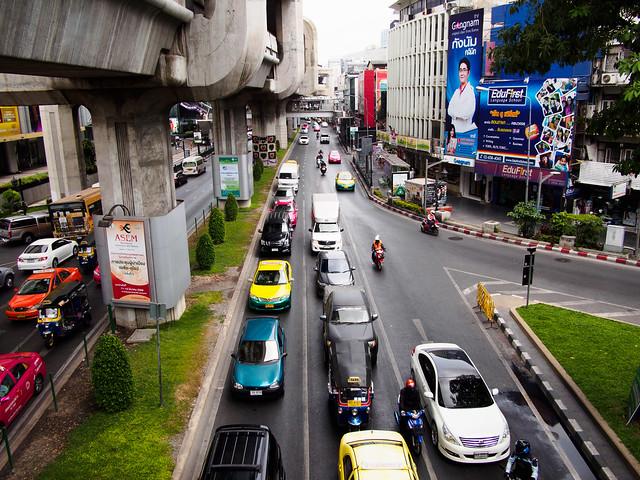 Bangkok, 2015