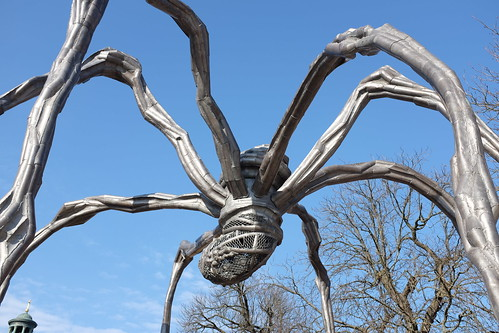 Maman, Louise Bourgeois Spider