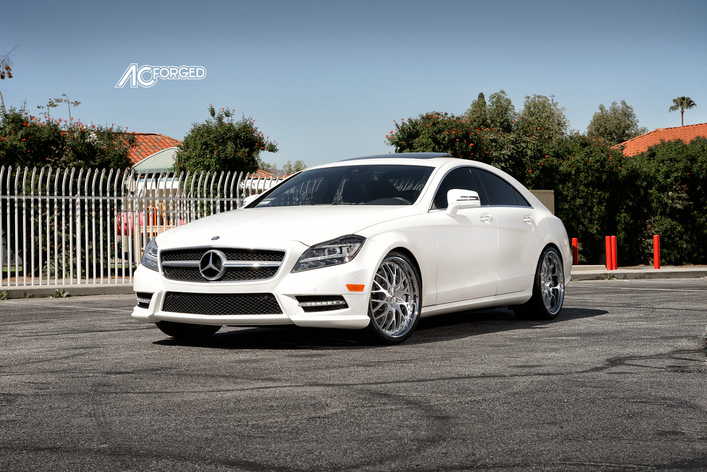 2013 mercedes benz cls 550 20 ac forged 313 pirelli for Mercedes benz tire