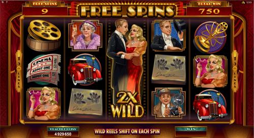 Golden Era Free Spins
