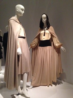 FIT Museum: Yves St. Laurent and Halston