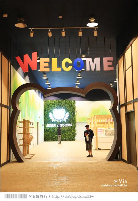 【熊大庄】嘉義民雄熊大庄森林主題園區~新觀光工廠報到!小熊的童話森林真實版29