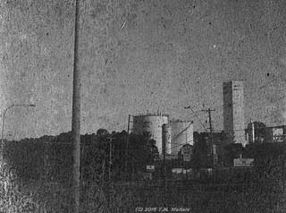 BOC Gas & Gear, Port Kembla (1947 expired Gevaert Express Superchrom 120 film)