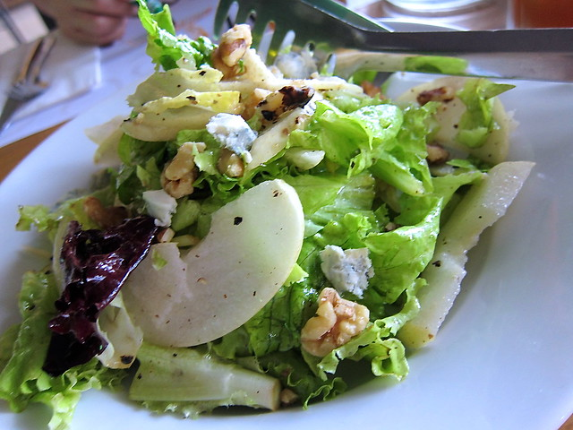 Amici Pear and Blue Cheese Salad