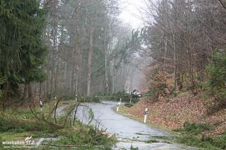 Unwetter Rheingau-Taunus 31.03.15