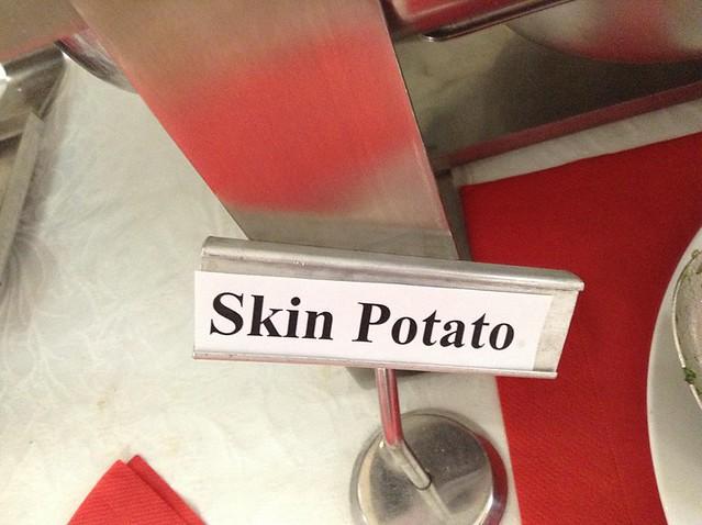 26 Skin potato by Thomas Ewens
