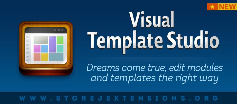 Visual Template Studio