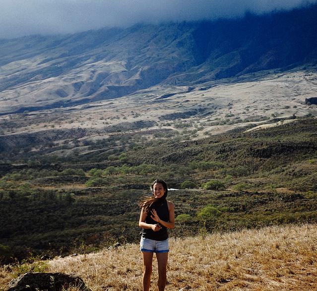 Melody Mak _ Road to Hana _ Haleakala 1