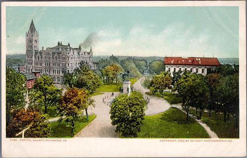 Capitol Square, Richmond, Va.