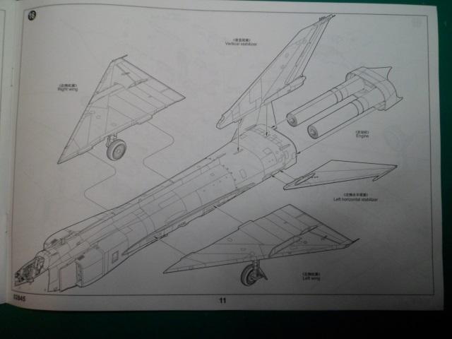 Ouvre boîte Shenyang J-8 II Finback B [Trumpeter 1/48] 16872912636_d41e4f29bd_o