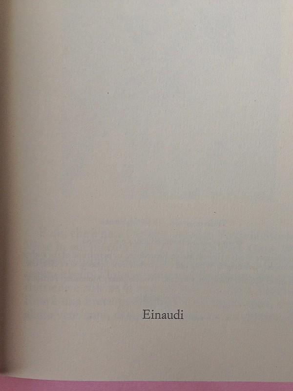 Virgina Woolf, Gita al Faro. Einaudi 2014. Progetto grafico di 46xy. Frontespizio, a pag. III (part.), 3